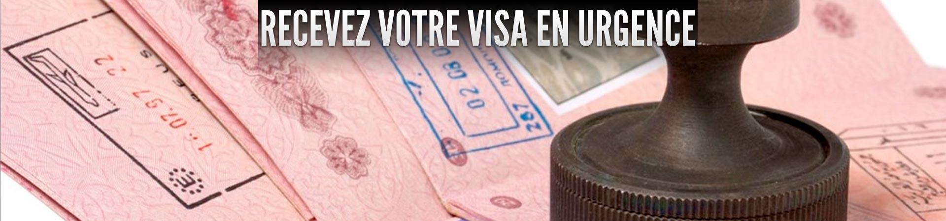 visa urgence russie