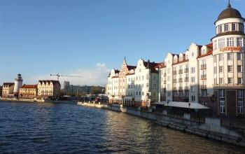 E-visa pour Kaliningrad, Russie